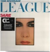 LP - Human League - Dare! - 180 gram,gatefold sleeve