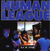 12'' - Human League, The Human League - Louise