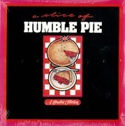 Double LP - Humble Pie - A Slice Of Humble Pie