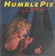 LP - Humble Pie - Go For The Throat - still sealed