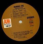 Double LP - Humble Pie - Performance: Rockin' The Fillmore - Original 1st US