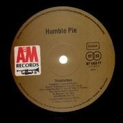 LP - Humble Pie - Thunderbox - NUDE GIMMICK COVER
