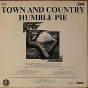 LP - Humble Pie - Town and Country