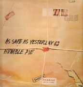 LP - Humble Pie - As Safe As Yesterday Is - original 1st uk