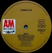 Double LP - Humble Pie - Eat It - Gatefold