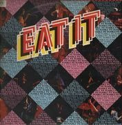 Double LP - Humble Pie - Eat It