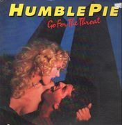 LP - Humble Pie - Go For The Throat