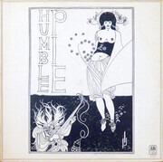 LP - Humble Pie - Humble Pie - US PRESS