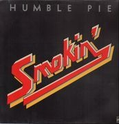 LP - Humble Pie - Smokin'