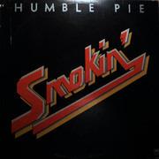 LP - Humble Pie - Smokin'