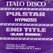7'' - Hypnosis, Hipnosis - Pulstar / End Title (Blade Runner)