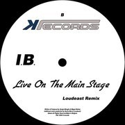 12inch Vinyl Single - I.B. - Live On The Main Stage