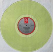 LP - Ian Dury - New Boots And Panties!! - Yellow Transparent Vinyl