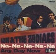 7inch Vinyl Single - Ian & The Zodiacs - Na-Na-Na-Na-Na