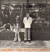 LP - Ian Dury - New Boots And Panties!! - grey labels