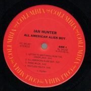 LP - Ian Hunter - All American Alien Boy