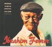 CD - Ibrahim Ferrer - Buena Vista Social Club Presents