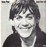 LP - Iggy Pop - Lust For Life - Black labels