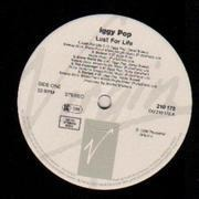 LP - Iggy Pop - Lust For Life
