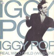 12inch Vinyl Single - Iggy Pop - Real Wild Child (Wild One)