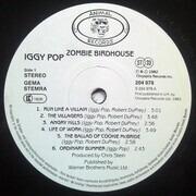LP - Iggy Pop - Zombie Birdhouse