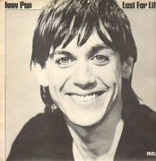 LP - Iggy Pop - Lust for Life