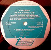 LP - Igor Stravinsky - The Rite Of Spring
