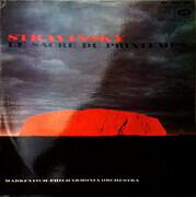 LP - Stravinsky - Le Sacre Du Printemps - Mono