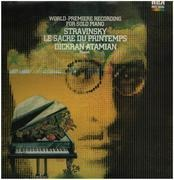 LP - Igor Stravinsky - Le Sacre Du Printemps