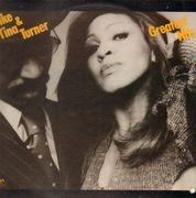 LP - Ike and Tina Turner - Greatest Hits