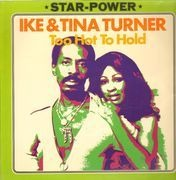 LP - Ike and Tina Turner - Too Hot To Hold