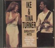 CD - Ike & Tina Turner - Greatest Hits
