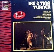 Double LP - Ike & Tina Turner - Ike & Tina Turner