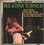 LP - Ike & Tina Turner - Star-Collection
