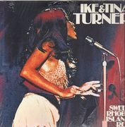 LP - Ike & Tina Turner - Sweet Rhode Island Red