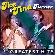 LP - Ike & Tina Turner - Greatest Hits