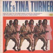 LP - Ike & Tina Turner - Ike & Tina Turner