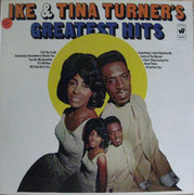 LP - Ike & Tina Turner - Ike & Tina Turner's Greatest Hits