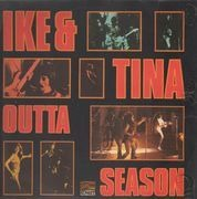 LP - Ike & Tina Turner - Outta Season