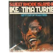 7inch Vinyl Single - Ike & Tina Turner - Sweet Rhode Island Red
