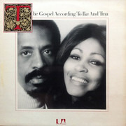 LP - Ike & Tina Turner - The Gospel According To Ike And Tina