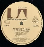 LP - Ike and Tina Turner - Nutbush City Limits