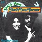 7'' - Ike & Tina Turner - Delila's Power