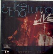 LP - Ike & Tina Turner - Live
