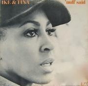 LP - Ike & Tina Turner - 'Nuff Said