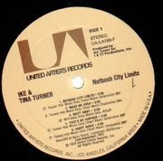 LP - Ike & Tina Turner - Nutbush City Limits