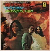 LP - Ike & Tina Turner - River Deep - Mountain High