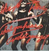 LP - Ike & Tina Turner - 'What You Hear Is What You Get' - Live At Carnegie Hall