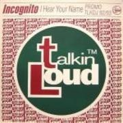 2 x 12'' - Incognito - I Hear Your Name