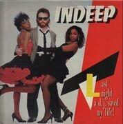 LP - Indeep - Last Night A D.J. Saved My Life
